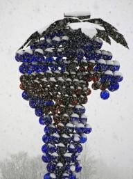 'Il Grappolo' sotto la neve