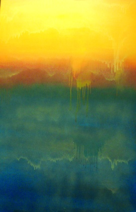'Pittura di polvere' n.5