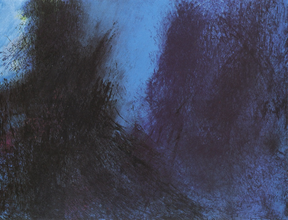 'Separazione infinita', 1990