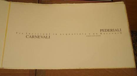 Erio Carnevali e Giuseppe Pederiali